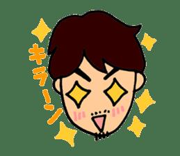 SAKURA YOKOMINE LOVE GOLF sticker #4947235