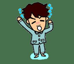SAKURA YOKOMINE LOVE GOLF sticker #4947236