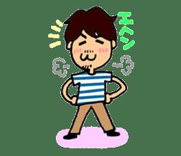 SAKURA YOKOMINE LOVE GOLF sticker #4947237