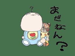 Akachan Oyabun sticker #4947288