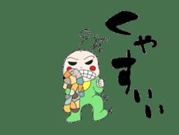 Akachan Oyabun sticker #4947301