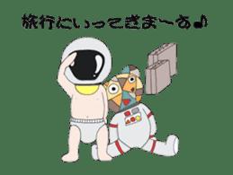 Akachan Oyabun sticker #4947302