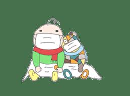 Akachan Oyabun sticker #4947312