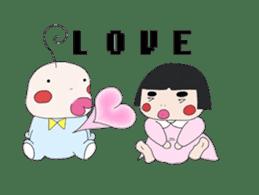 Akachan Oyabun sticker #4947316