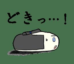 Kagami mochi samurai part2 sticker #4948279