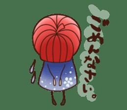 Princess RINGO 3 [negative ver.] sticker #4948531