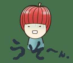 Princess RINGO 3 [negative ver.] sticker #4948535