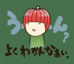 Princess RINGO 3 [negative ver.] sticker #4948538