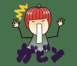 Princess RINGO 3 [negative ver.] sticker #4948541