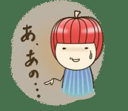 Princess RINGO 3 [negative ver.] sticker #4948542