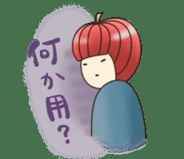Princess RINGO 3 [negative ver.] sticker #4948547