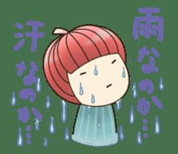 Princess RINGO 3 [negative ver.] sticker #4948549