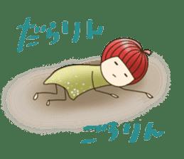 Princess RINGO 3 [negative ver.] sticker #4948552