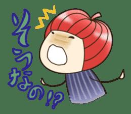 Princess RINGO 3 [negative ver.] sticker #4948556