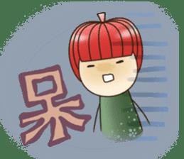 Princess RINGO 3 [negative ver.] sticker #4948557