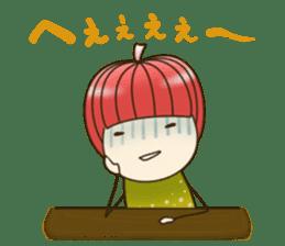 Princess RINGO 3 [negative ver.] sticker #4948559