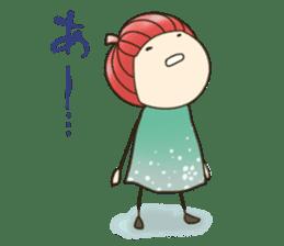 Princess RINGO 3 [negative ver.] sticker #4948560