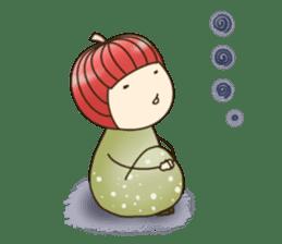 Princess RINGO 3 [negative ver.] sticker #4948562