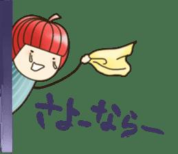 Princess RINGO 3 [negative ver.] sticker #4948565