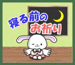 Faith Rabbit sticker #4949503