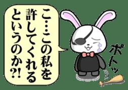Faith Rabbit sticker #4949507
