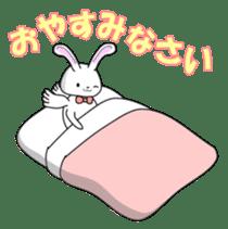 Faith Rabbit sticker #4949525