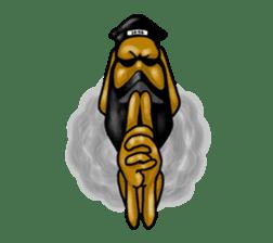-FreeHandDesign- DIG2ITY sticker #4950200