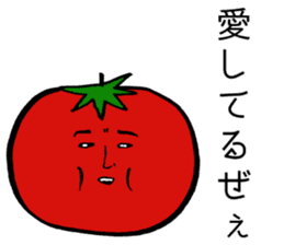 vegetable life. sticker #4953582