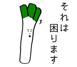 vegetable life. sticker #4953584
