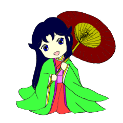 princess of Japanese clothes 2