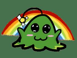 Jello the Jelly sticker #4957126