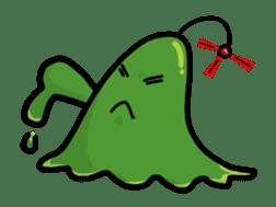Jello the Jelly sticker #4957133