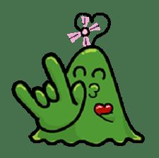 Jello the Jelly sticker #4957135