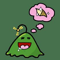 Jello the Jelly sticker #4957144