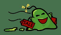 Jello the Jelly sticker #4957147