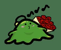 Jello the Jelly sticker #4957148