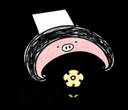 Crazy Mushroom - English version sticker #4963648