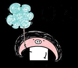 Crazy Mushroom - English version sticker #4963650