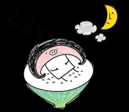 Crazy Mushroom - English version sticker #4963685