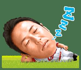 Hiroki Kuroda sticker #4966472