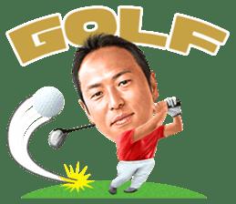 Hiroki Kuroda sticker #4966482