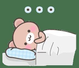 Kumatan in summer sticker #4967016