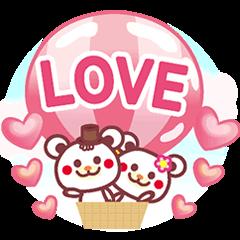LOVE LOVE! I like you -Chocolate bear-