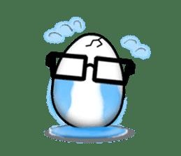 Egg's diary sticker #4970328