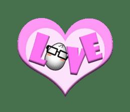Egg's diary sticker #4970336