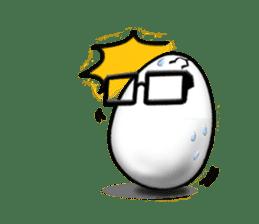 Egg's diary sticker #4970349