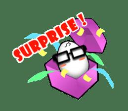 Egg's diary sticker #4970350
