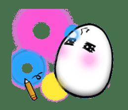 Egg's diary sticker #4970355