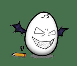 Egg's diary sticker #4970357