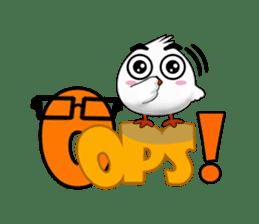 Egg's diary sticker #4970363
